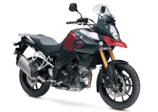 Suzuki V-Strom DL1000 2014