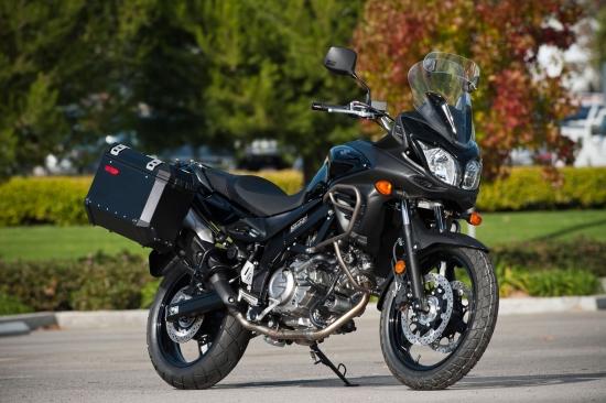 Suzuki V-Strom DL650 2010-2012