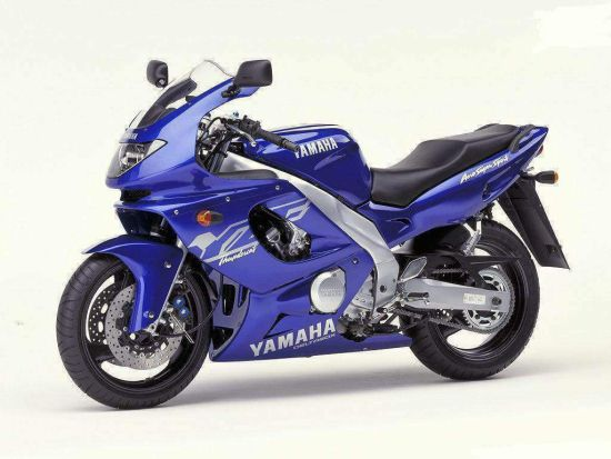Yamaha YZF600R Thundercat 2000