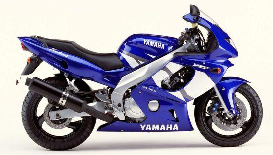 Yamaha YZF600R Thundercat 2002
