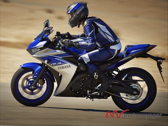 Yamaha prezentuje YZF-R3 (1)