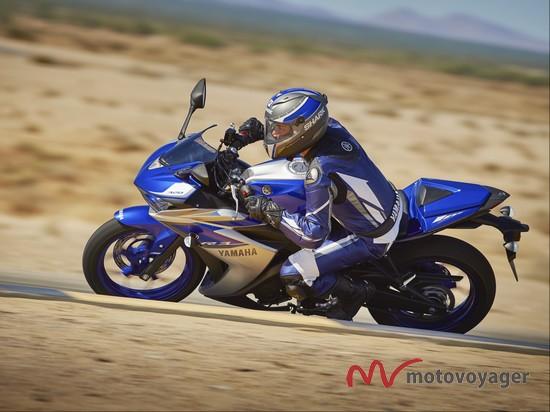 Yamaha prezentuje YZF-R3 (2)