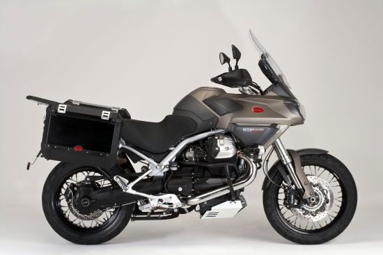 Moto Guzzi Stelvio 1200 NTX 2010