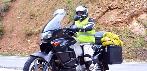 deflektor motocyklowy Darkojak
