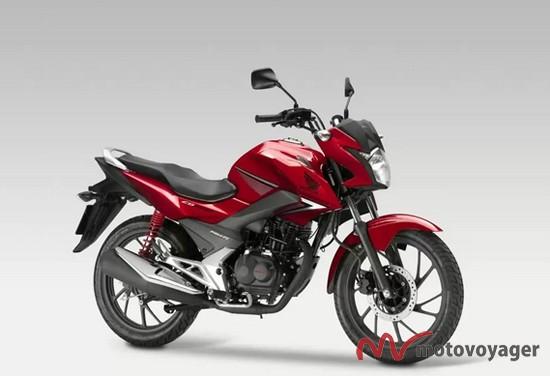 Honda CB125F (1)