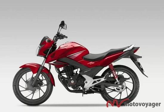 Honda CB125F (5)