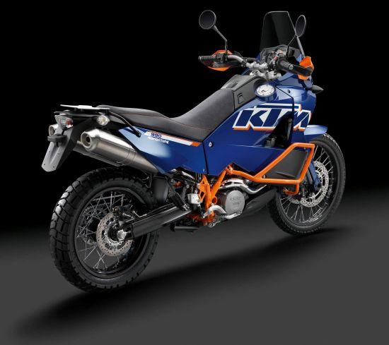 KTM 990 Adventure R 12