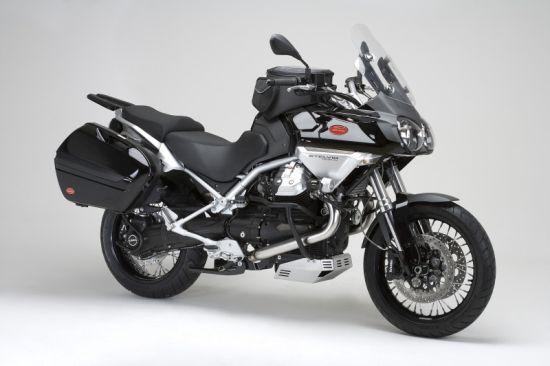 Moto Guzzi Stelvio 1200 4V 2008-2009