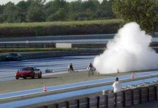 SKładak kontra Ferrari