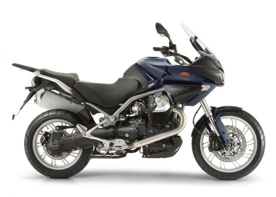 Moto Guzzi Stelvio 1200 8V 2014