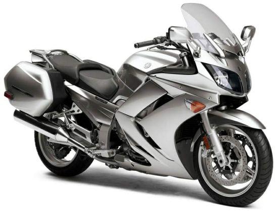 Yamaha FJR1300 AE 10  2