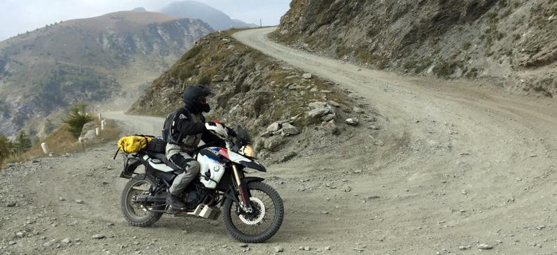 La Piste de l'Amitié trasy motocyklowe Francja