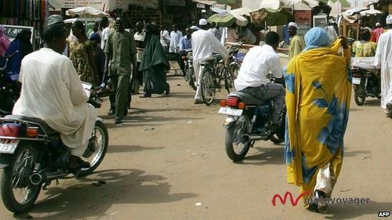 Jednoślady to najpopularniejszy środek transportu w Afryce