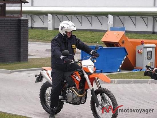 KTM nie dla straży (3)