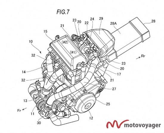 Patent Suzuki Turbo (2)