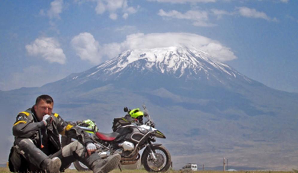 Turcja na motocyklu