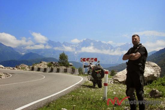 Turcja i Gruzja na motocyklu