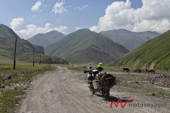 Turcja samotnie na motocyklu