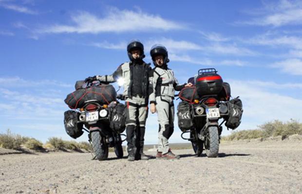 Ameryka Południowa motocyklem