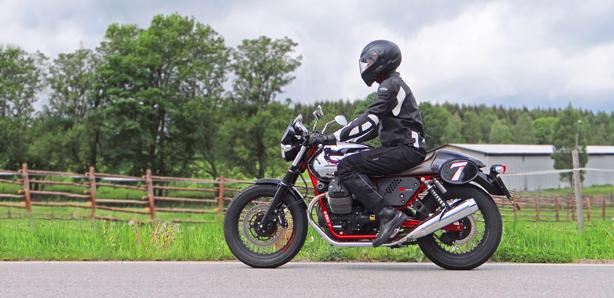 Moto Guzzi V II Racer