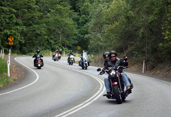 Motocyklista wie lepiej