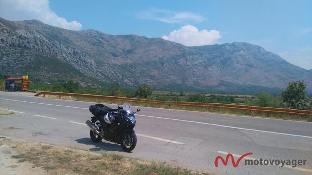 Bałkany trasa na motocykl
