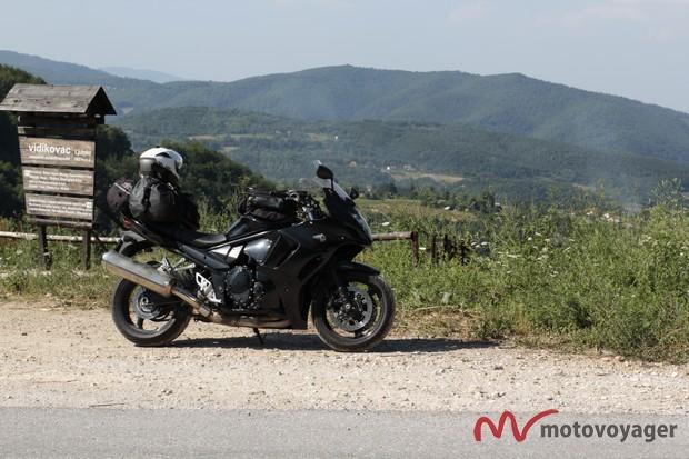 motocyklowa wyprawa na Bałkany