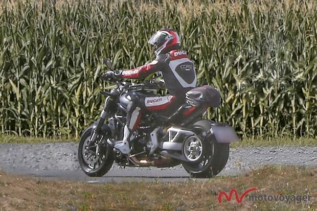 Cruiser Ducati