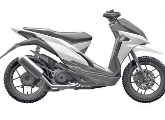 Honda ADvSkut