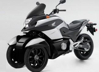 Trójkołowiec Honda