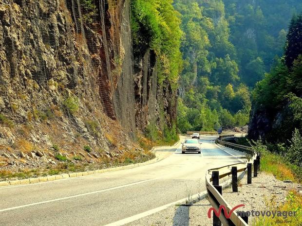 Kanion Pivy, Czarnogóra