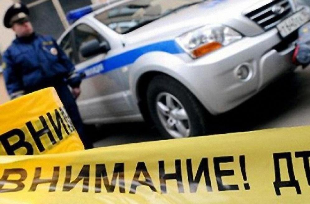 Wypadek motocyklisty na Białorusi