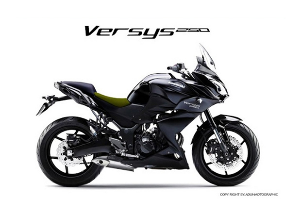 Versys 250-1