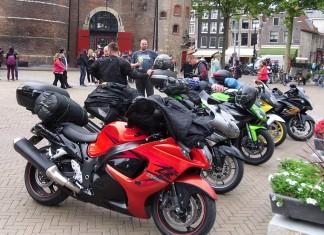 Amsterdam z awariami