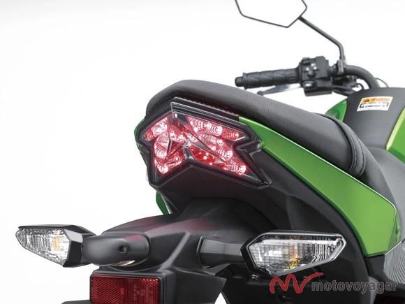 Kawasaki Z125(3)