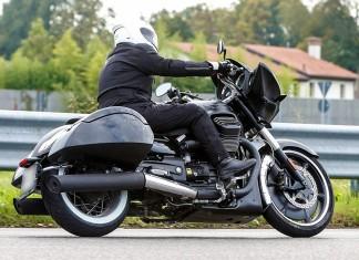 Moto Guzzi California Bagger