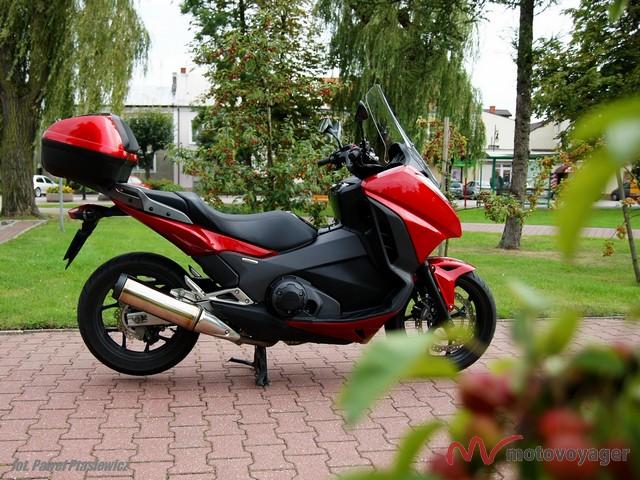 Honda NC750 Integra(1)