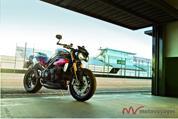 Triumph Speed Triple 2016(3)