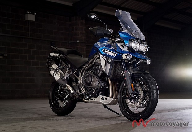 Triumph Tiger Explorer 2016(2)