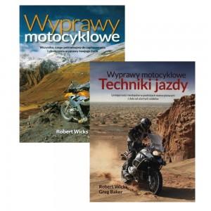 Zestaw wyprawy motocyklowe