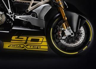 Ducati draXter front wheel