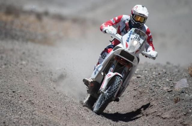 Jakub Piątek Dakar 2016