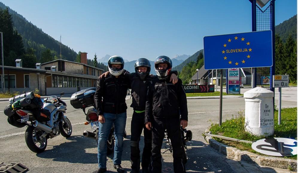 Słowenia na spontanie