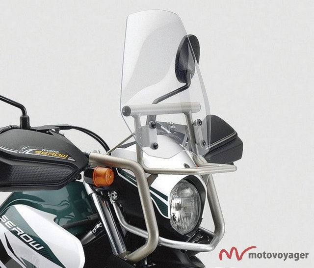 Yamaha Serow Touring 250(2)