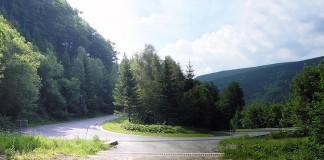 trasy motocyklowe czechy