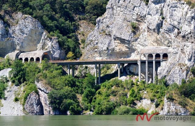 Trasy motocyklowe serbia bałkany 1
