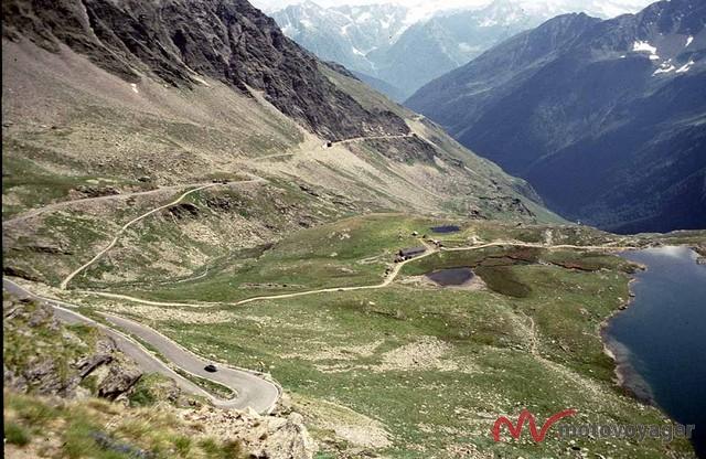 Przełęcz Gavia (1)
