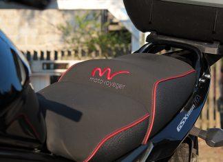 kanapa motocyklowa MW Moto
