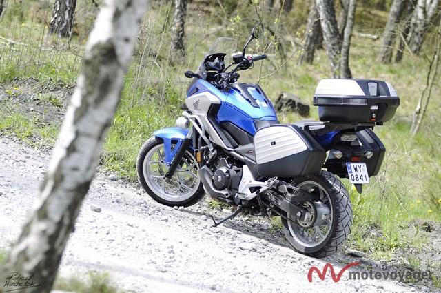 Honda NC750X 2016(17)