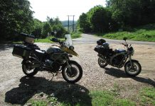 motocyklem na chorwacje